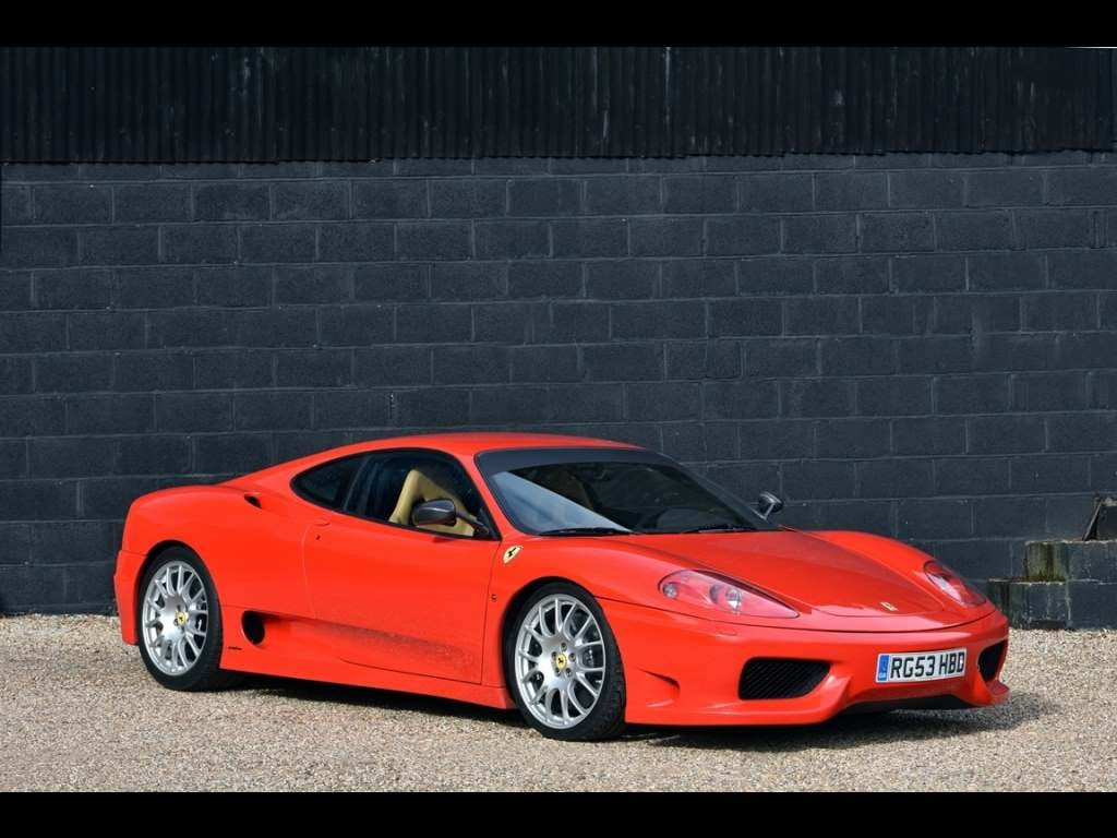 Ferrari 360 Challenge Stradale. LHD - 7th Car Built 8,000 Miles