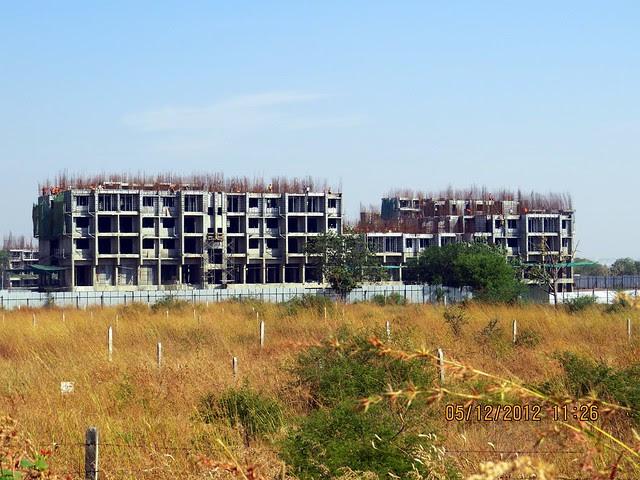 6th Avenue from 2nd - Development in the 1st Year - Kolte-Patil Life Republic Marunji, Hinjewadi - Kasarsai Road, Pune 411057