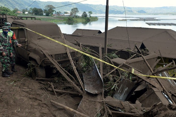 Gempa Bumi Gegarkan Bali, 3 Maut, 7 cedera