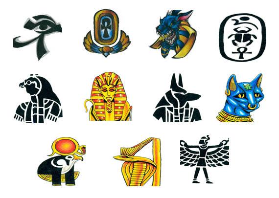 Egyptian Hieroglyphs Tattoos Design Tattoomagz