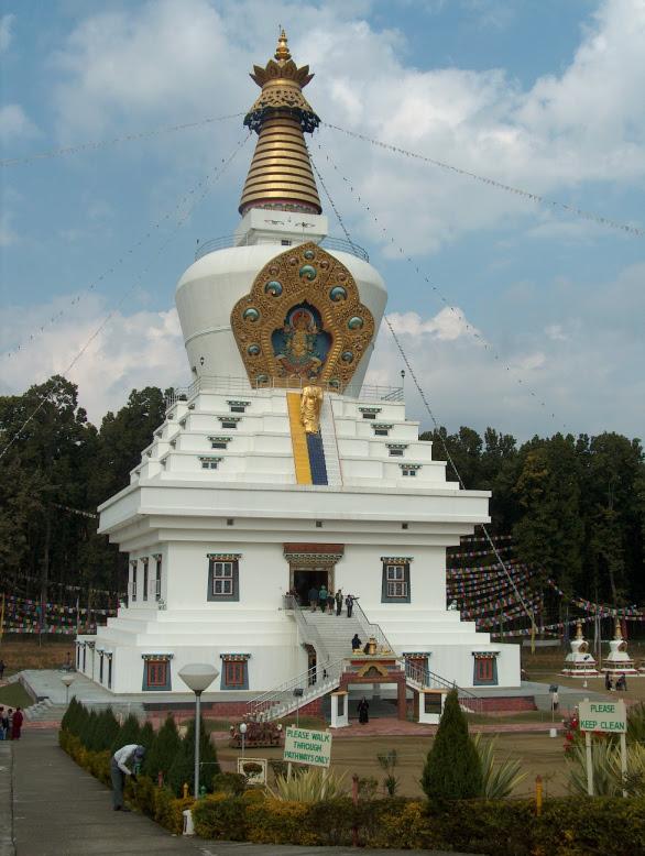 बौध मंदिर देहरादून