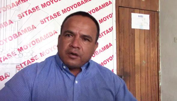SEGUNDO TUESTA VELA. Presidente del FEDEIMAM