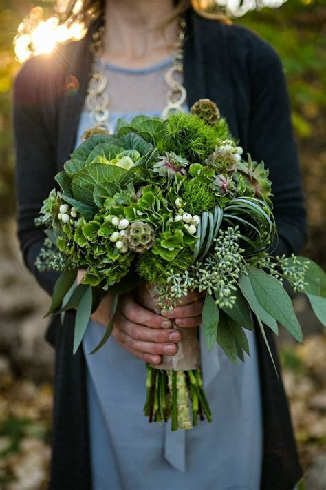 Green Wedding Bouquet Pictures, Photos, and Images for