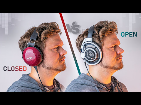 Gaming Headphones Open Or Closed