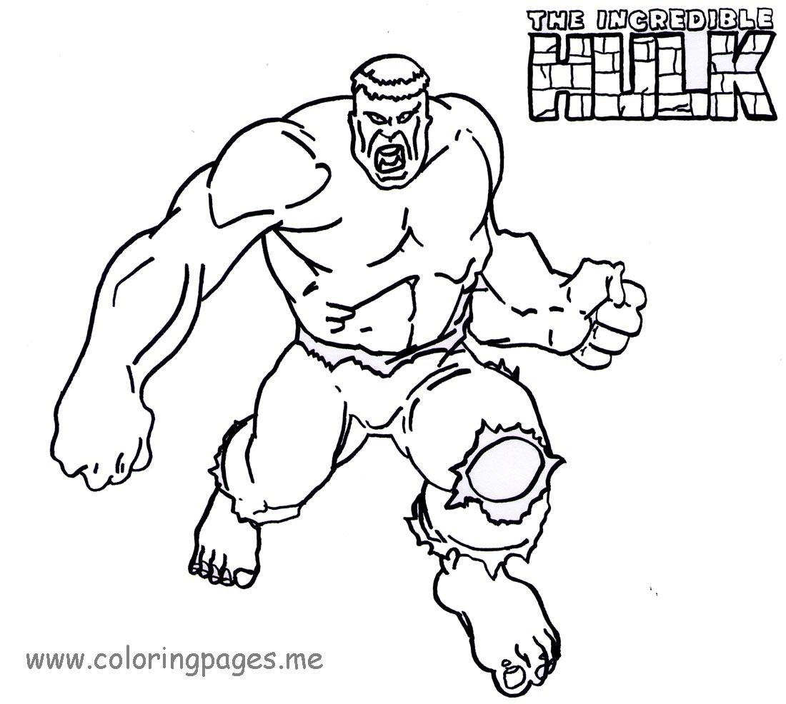 223 Dibujos De Hulk Para Colorear Oh Kids Page 13