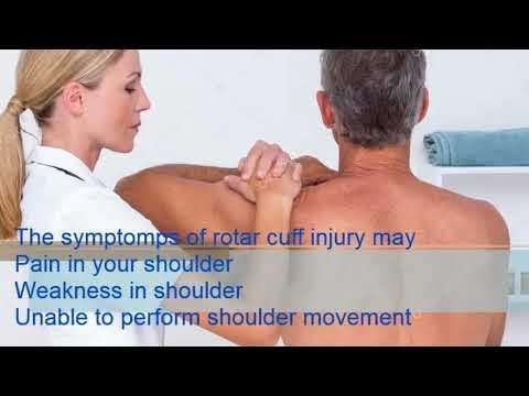 Rotator Cuff Tear ( Injury) Treatment Sign & Symptoms - Healthweb info
