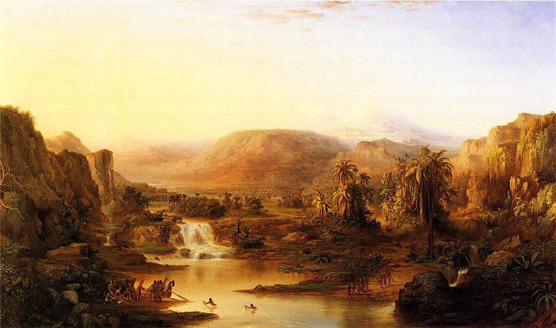 File:Robert Duncanson - Land of the Lotos Eaters.JPG