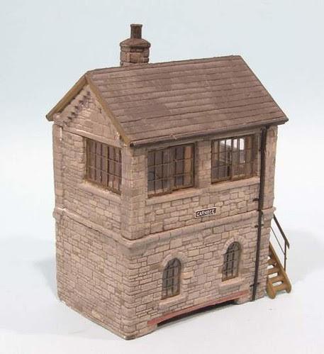 Townscene Signal Box