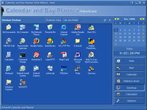 Calendar and Day Planner Software (USA Edition)