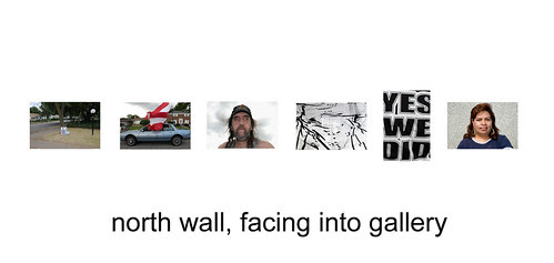 north wall facing into gallery web