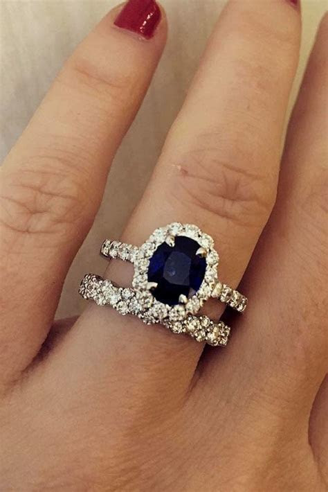 42 Excellent Wedding Ring Sets For Beautiful Women   Oh So