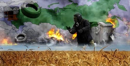 Ουκρανία Ποιος ο ρόλος της Mosanto και του G. Soros στην εξέγερση