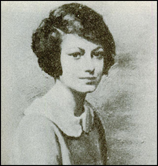 Dorothy Parker by Neysa McMein (1923)