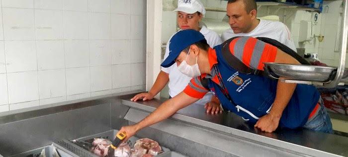 Así se controla la venta de pescados y mariscos en Semana Santa