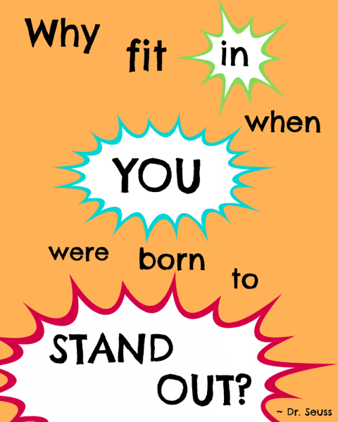 Stand Out Quotes Daily Inspiration Quotes