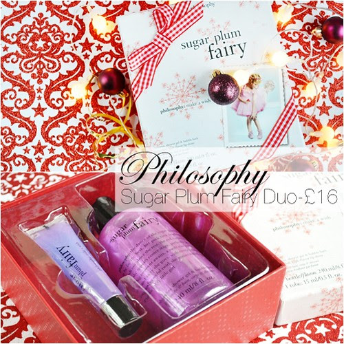 Philosophy Sugar Plum Fairy gift set