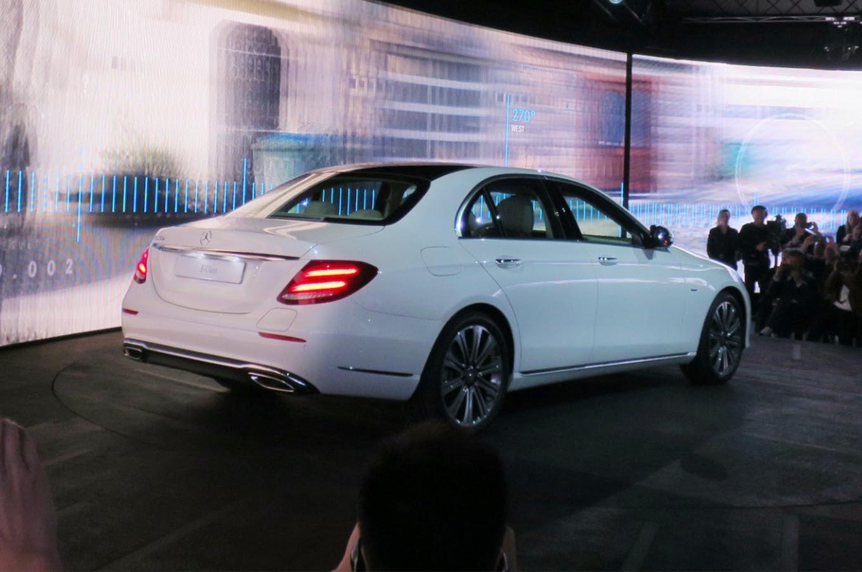 2017 Mercedes-Benz E-Class First Look - Motor Trend