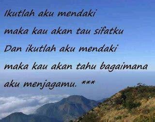 kutipan kata kata bijak pendaki gunung sejati pecinta alam