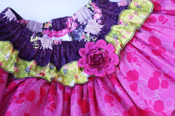 Twirly skirt tutorial