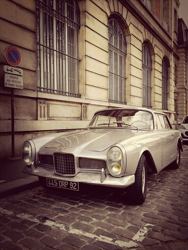 Facel Vega [Hello world at Mairie de Versailles] by photo & life™