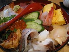 和 Nagomi - 築地 壽司清本店 - 築地場外市場