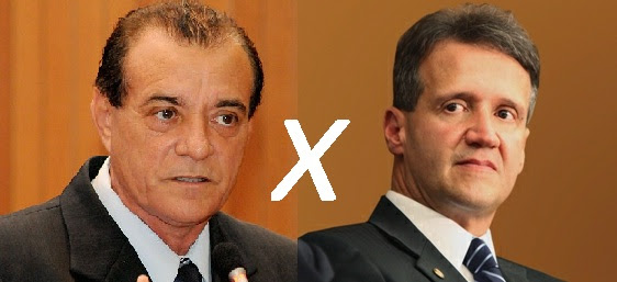 Raimundo Cutrim e Aluísio Mendes trocam acusações sobre montagem em depoimentos.