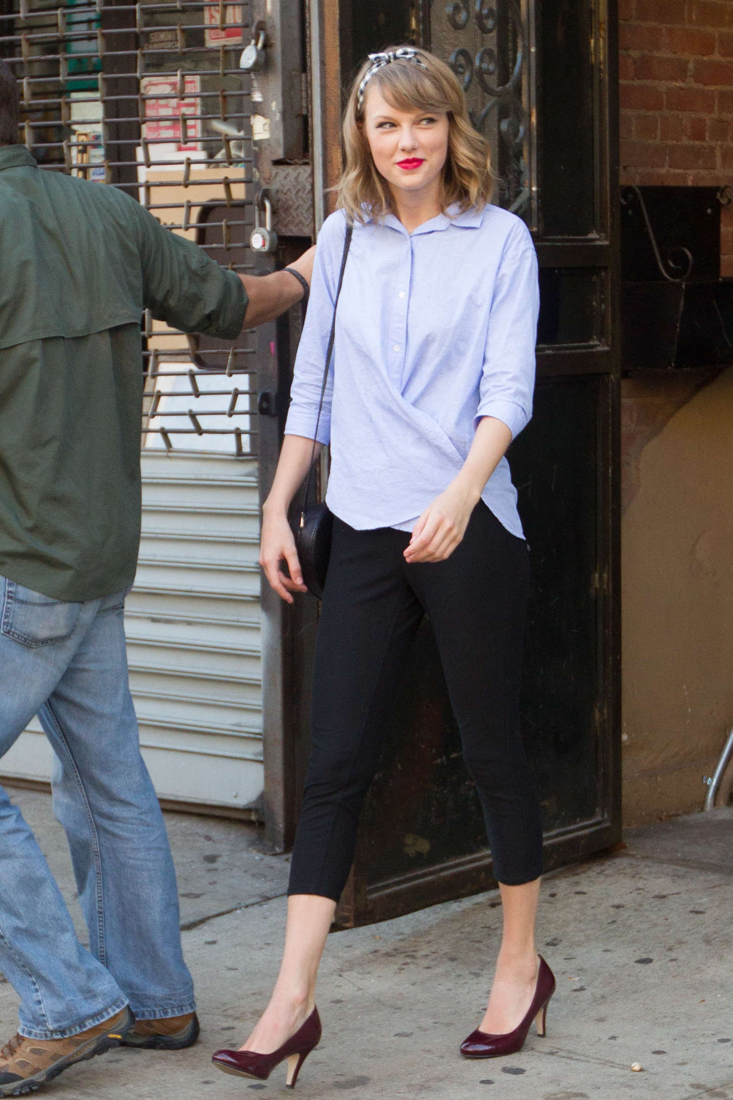 Taylor Swift – out in NYC -05