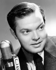 Actor and Director Orson Welles