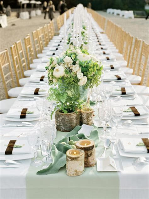 Centerpiece ideas for dining table, chair covers for