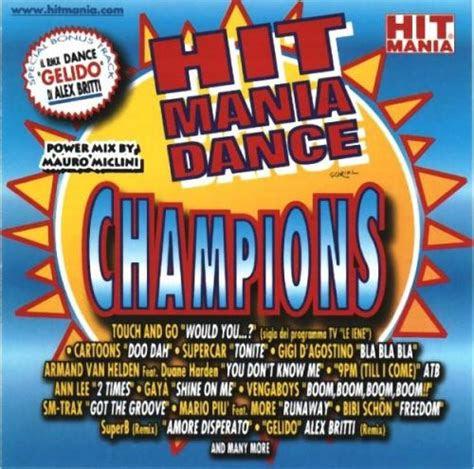 hit mania dance champions  mp tracks