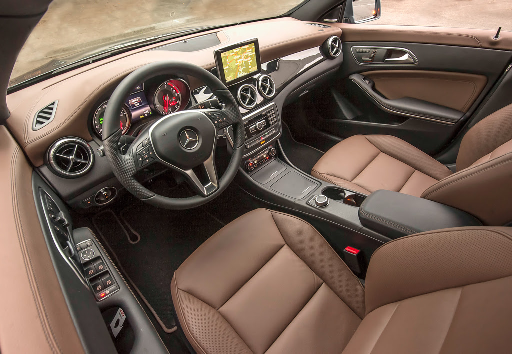 Mercedes-Benz CLA reviewed: The best 2+2 sports car for ...