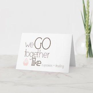 Sweet Love Card card