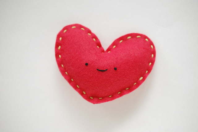 Simple Heart Softie
