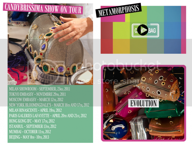 furla candybrissima world tour