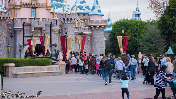 Disneyland Resort, Disneyland, Fantasyland, Sleeping, Beauty, Castle