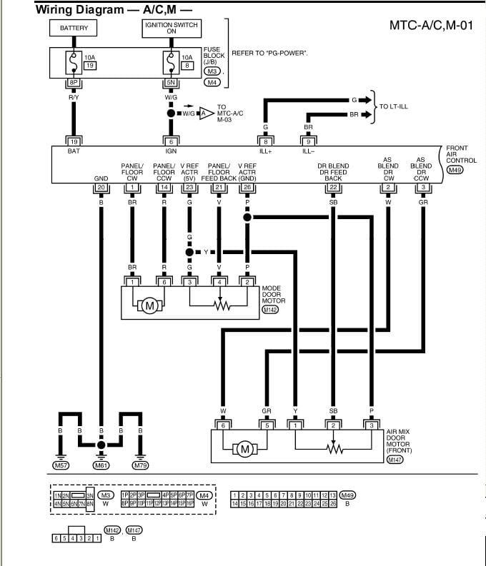 Diagram Nissan Xterra Ac Diagram Full Version Hd Quality Ac Diagram Nsdiagram Ocstorino It