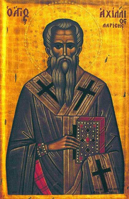 img ST. ACHILLIUS, Bishop of Larissa