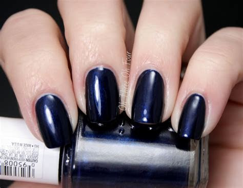 Oh Three Oh Four: Essie Midnight Cami & Lynnderella The