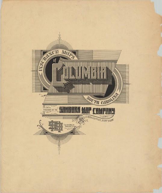 Columbia, South Carolina June 1919