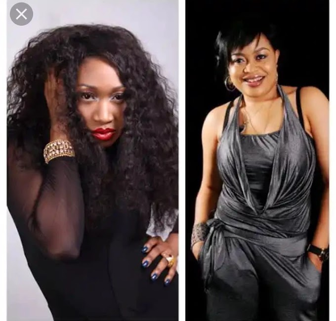 Detailed Article Of Two Nollywood Actresses Who Married The Same Man