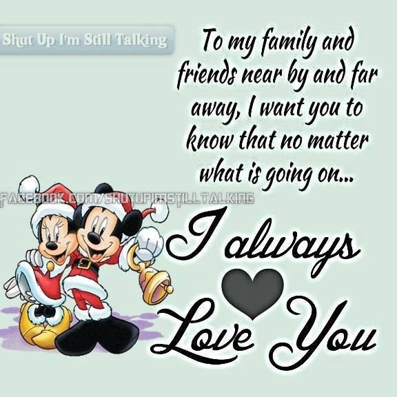 To My Family And Friends I Love You Pictures Photos And Images For