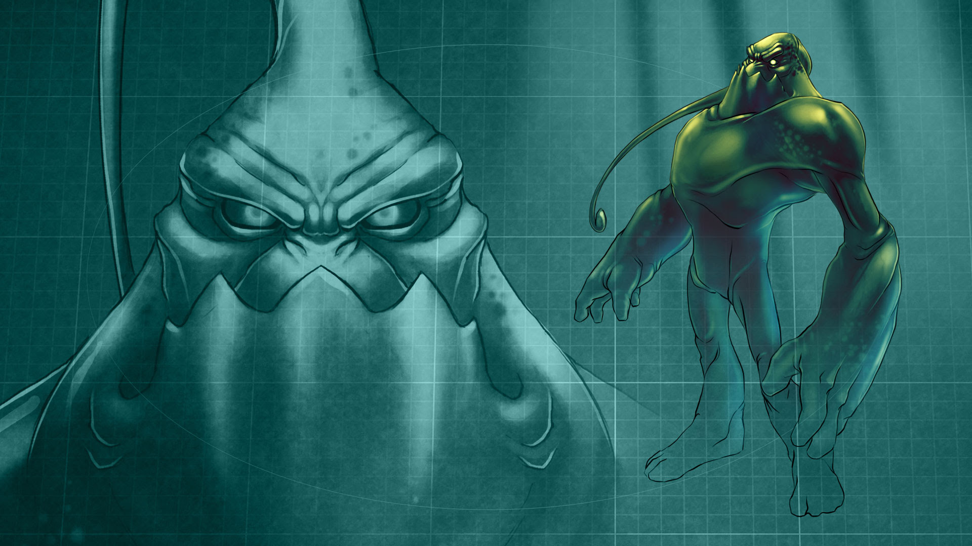 Zac League Of Legends Wallpapers