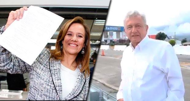 Contienda por Presidencia será entre Zavala y AMLO: Calderón