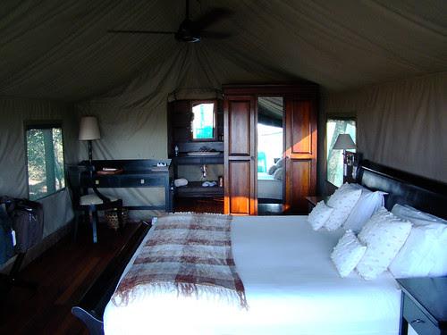 DSC07347 Stanley Camp tent interior