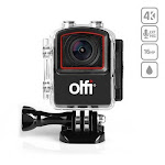 Olfi one.five Black and Olfi one.five White Action Cameras - PhotographyBLOG