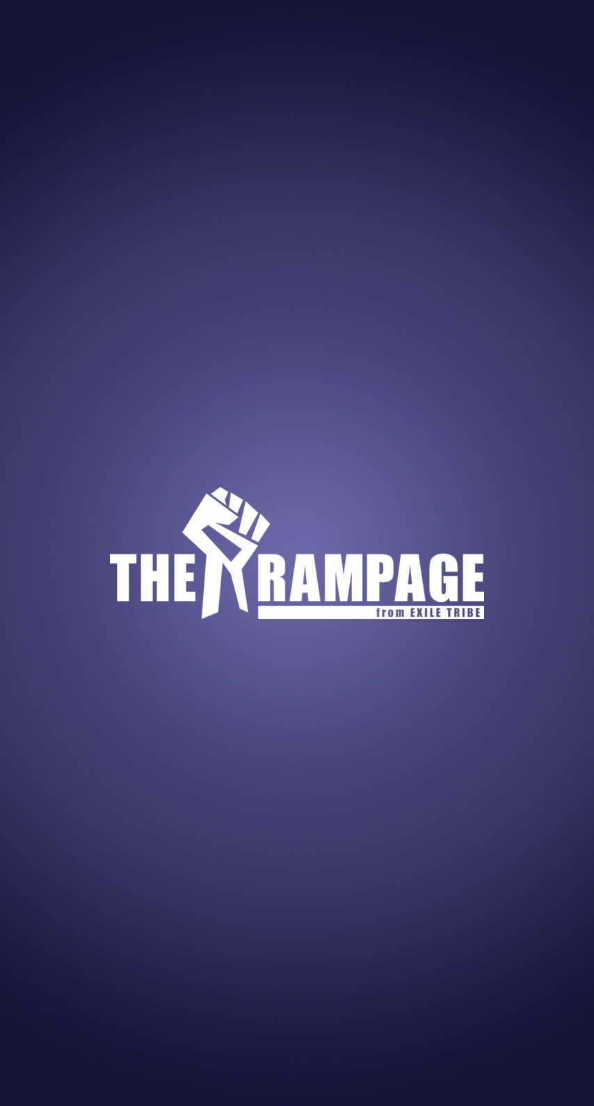 The Rampage From Exile Tribeロゴ めちゃ人気 Iphone壁紙dj