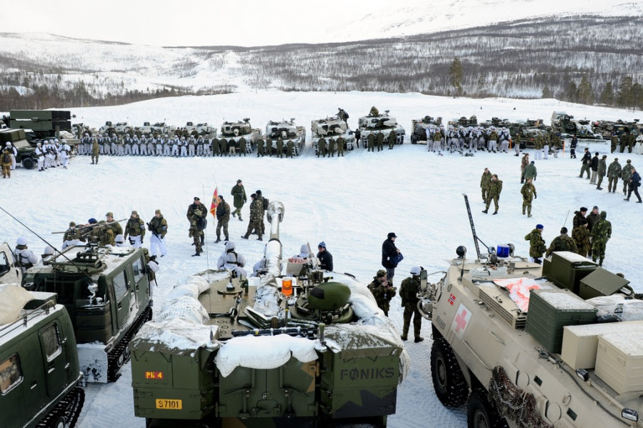 Strategic Culture Foundation: Το σχέδιο των ΗΠΑ να «περικυκλώσουν» τη Ρωσία