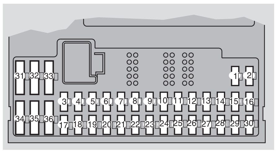 2013 Volvo S60 Fuse Box Diagram Volvo S60 Review