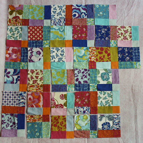 Disappearing 9-patch blocks