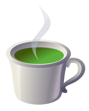 Retouched version of File:Teacup.svg - changed...